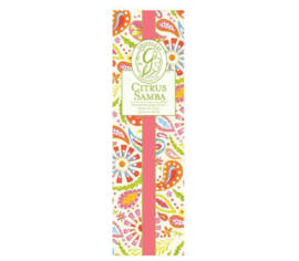Sachet Moyen Citrus Samba - 5,5 cu. in 90 ml