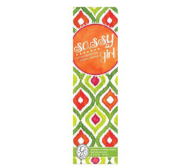 Sachet Moyen Sassy Girl - 5,5 cu. in 90 ml