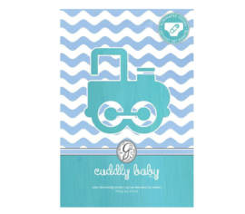 Sachet Large Cuddly Baby - 6 cu. in 115 ml
