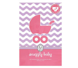 Sachet Large Snuggly Baby - 7 cu. in 115 ml